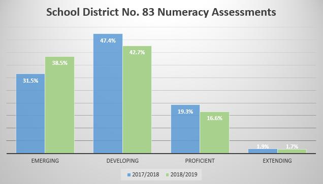 2018-2019 Numeracy